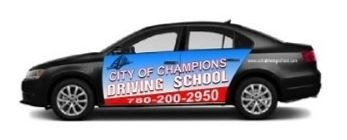 Driving Classes in Edmonton - Brush Up Lessons on the Road - Driving Instructor Sherwood park - Car Rental Road Test - Class 7 learners test