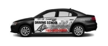 10 hours in car - Driving instructor in Edmonton